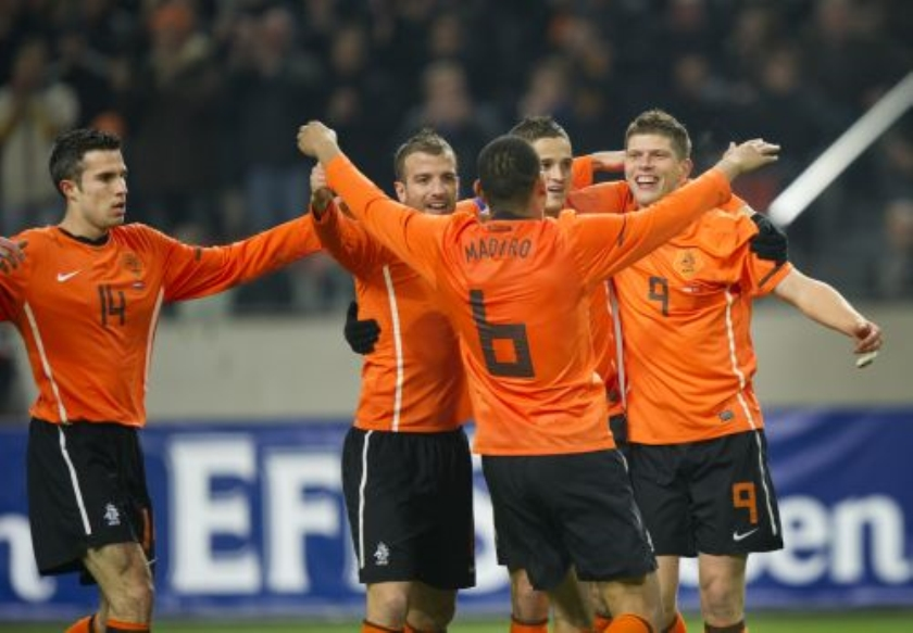 Oranje wint nipt van Turkije