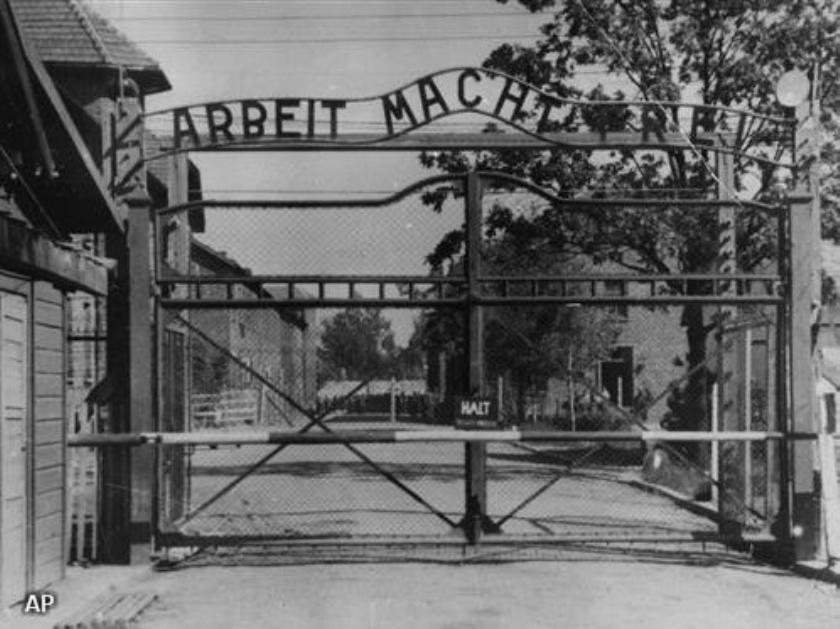 Geschil VS en Polen over Auschwitz