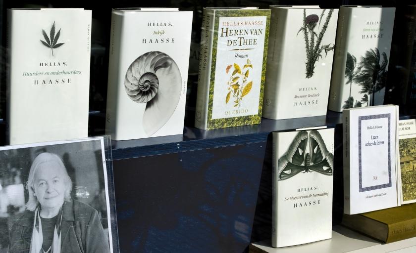 Haasses boeken vinden nog gretig aftrek