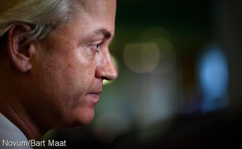 Wilders kan niet speechen in Perth