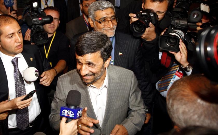 Iran waarschuwt tegen nieuwe sancties