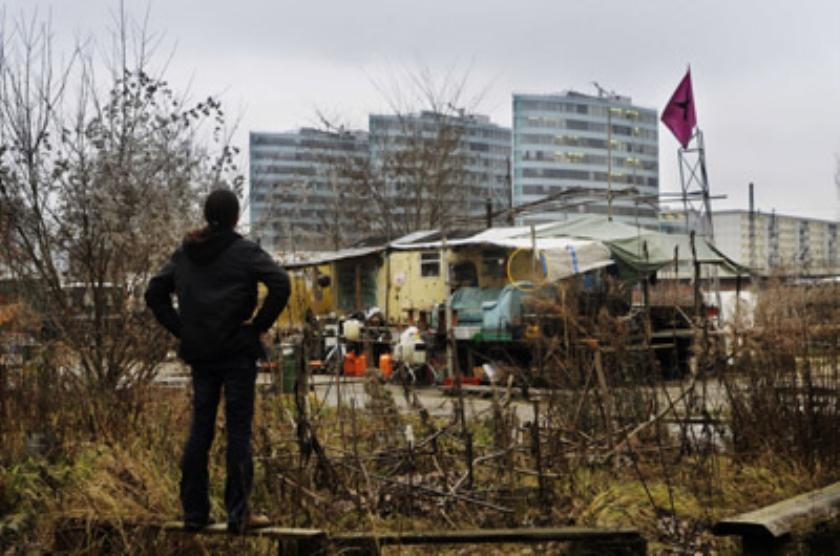 Veldslag dreigt om laatste rafelrand van Berlijn
