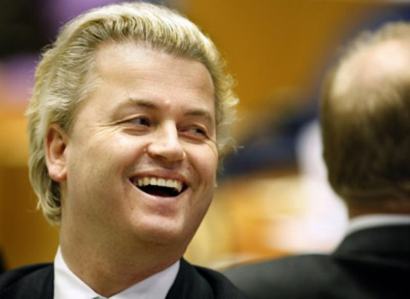 Moslims en kerk tegen Wilders