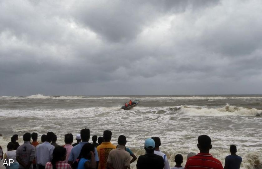 Moesson dompelt vissers Sri Lanka in rouw