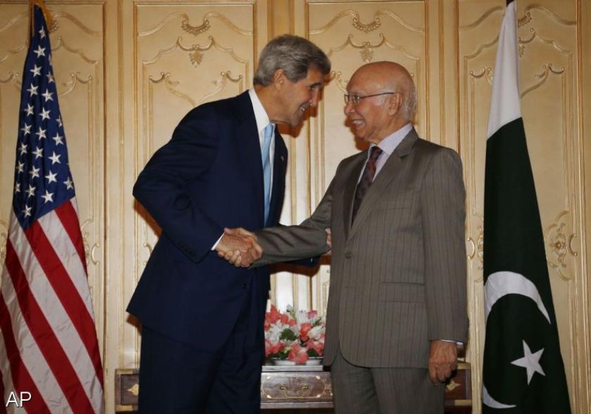 VS en Pakistan hervatten overleg op hoog niveau