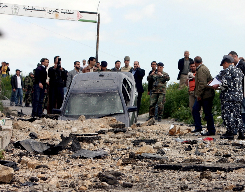 Palestijnse functionaris in Libanon gedood