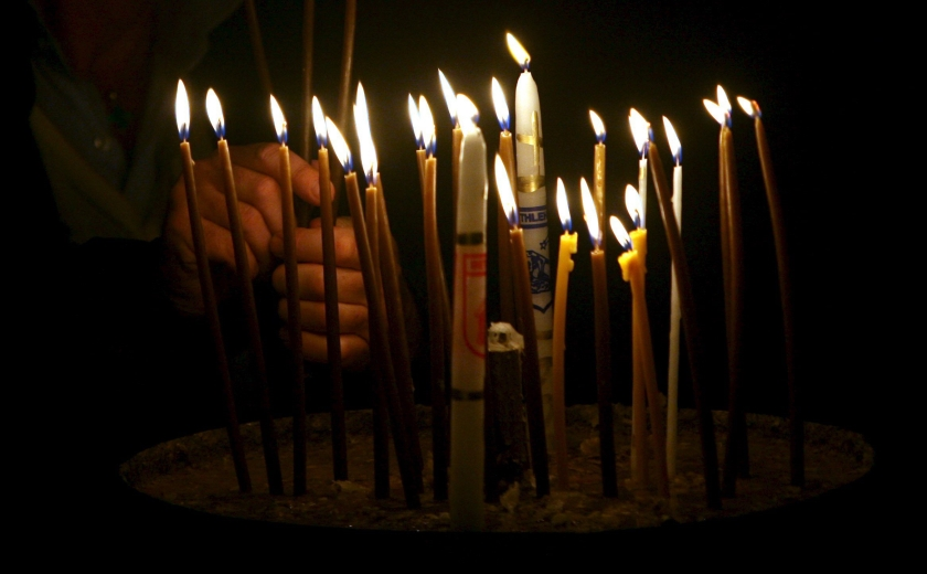 Duizenden pelgrims bijeen in Bethlehem