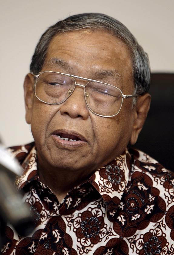 Oud-president Wahid van Indonesië overleden