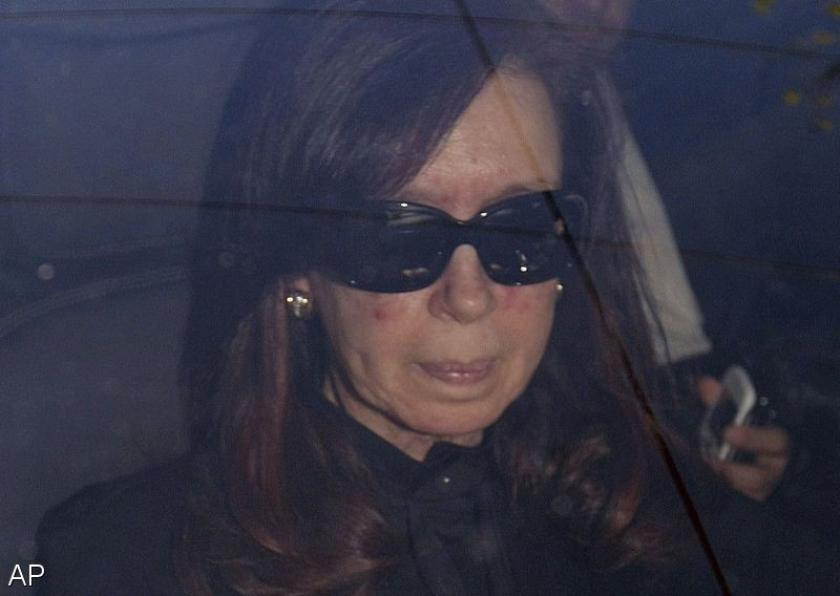 President Argentinië onder mes om bloedprop