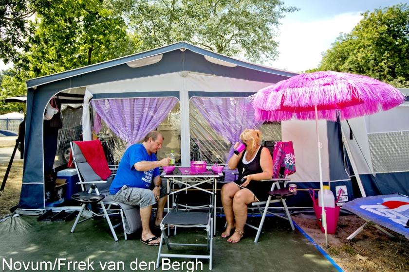Miljoen Nederlanders op vakantie tijdens Hemelvaart