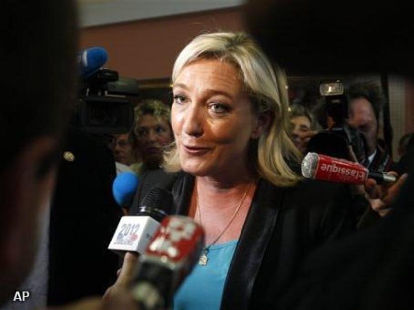 Marine Le Pen wil hertelling
