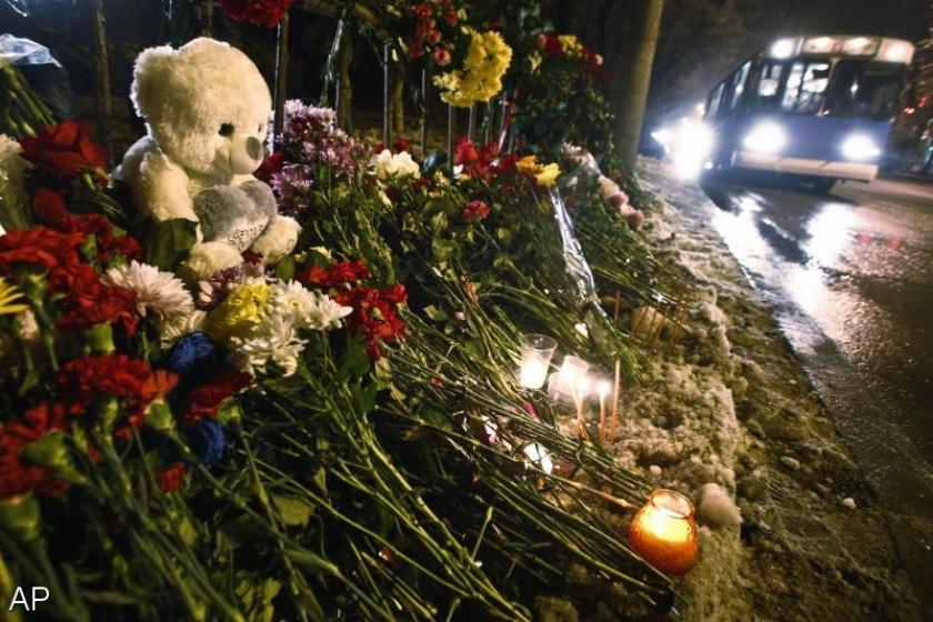 Dodental aanslagen Volgograd gestegen