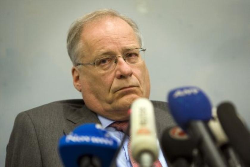 Deetman En Grapperhaus Kandidaat Bij CDA