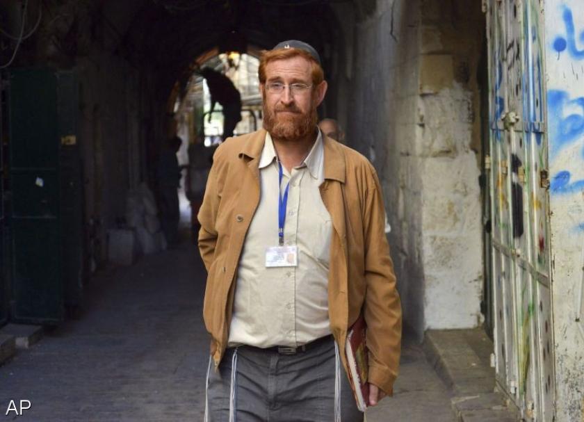 Verdachte aanslag Jeruzalem zat onlangs nog in cel