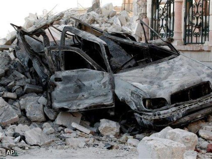 Zesde dag gevechten in Aleppo