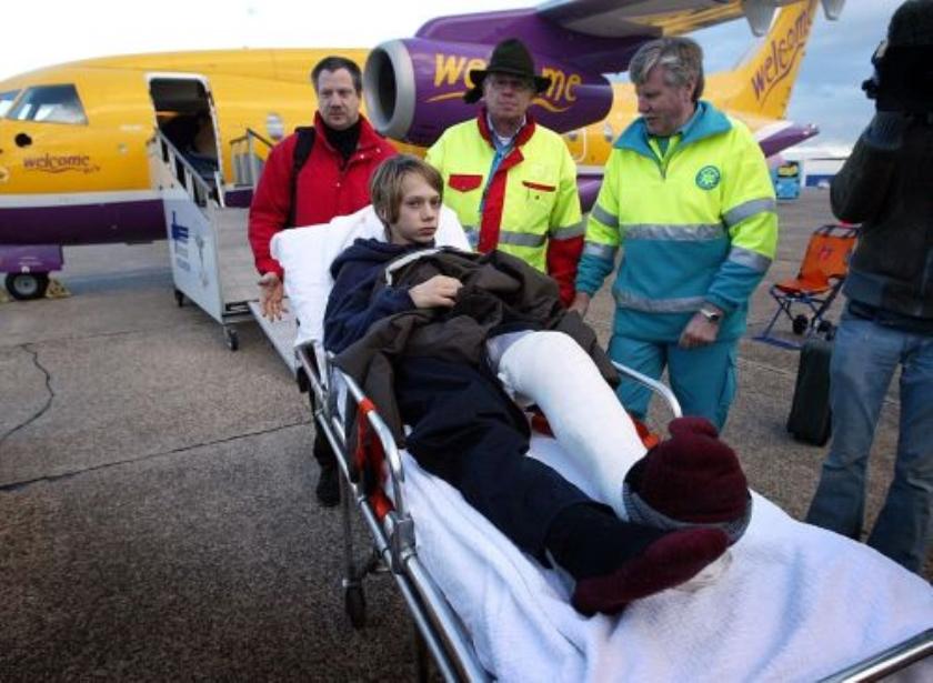 Honderden Nederlandse wintersporters gewond