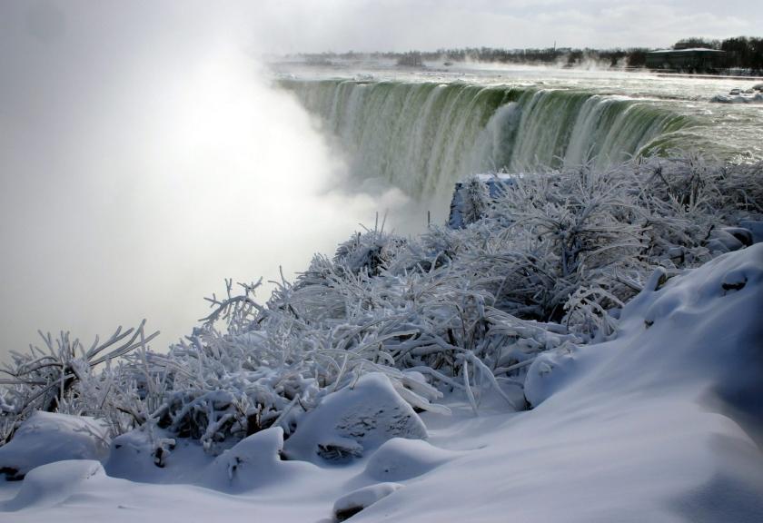 Eerste witte kerst in heel Canada sinds 1971