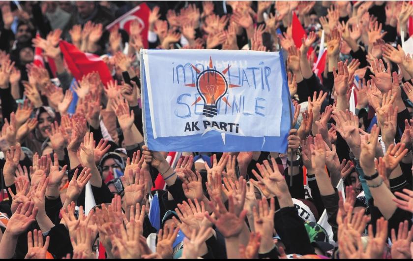 Het nieuwe Turkije en Erdogans wraak