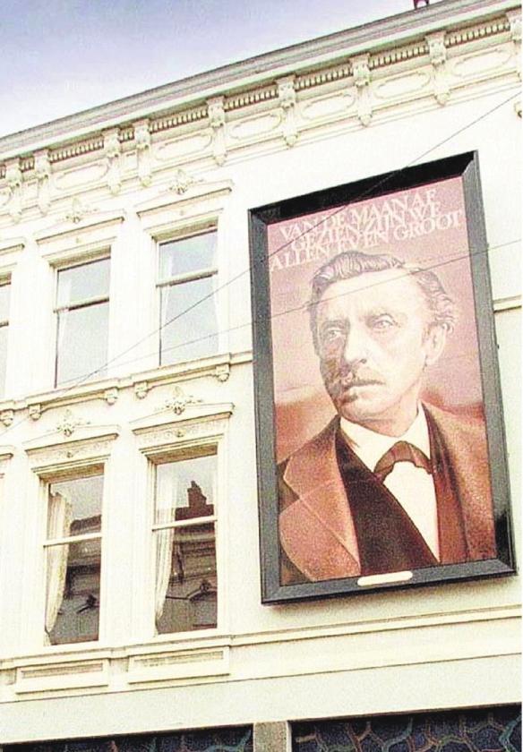 Literatuur: Het boek van Multatuli blijft open