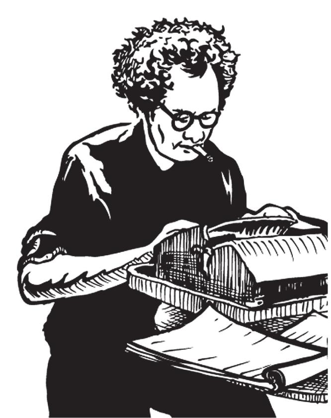 Literatuur: Ab Visser, schrijver, paljas, zielenpoot