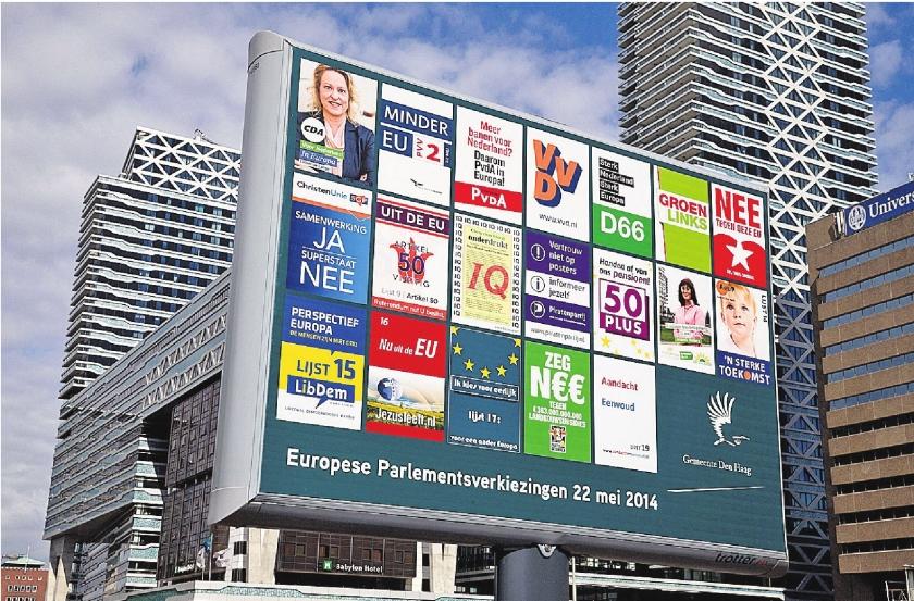 De term Europese superstaat is zwaar overtrokken
