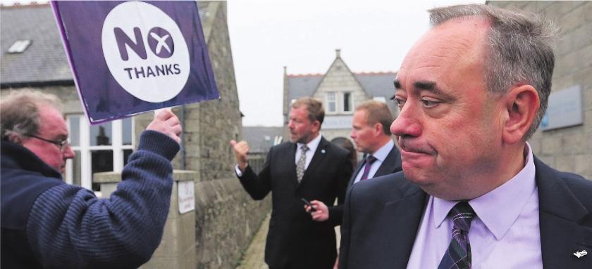 Schotten keren Labour de rug toe