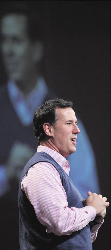 Het Nederland van Santorum