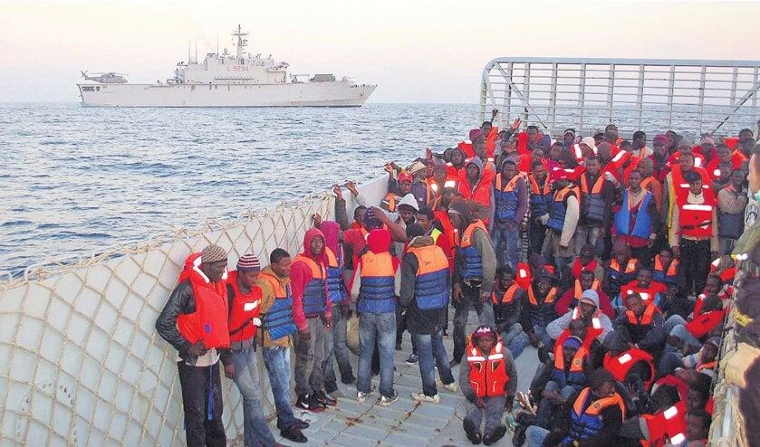 Sicilië is nu de poort naar Europa