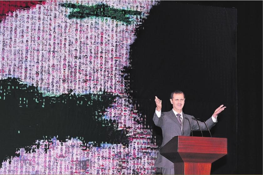 Als Assad valt, pak ik meteen het vliegtuig