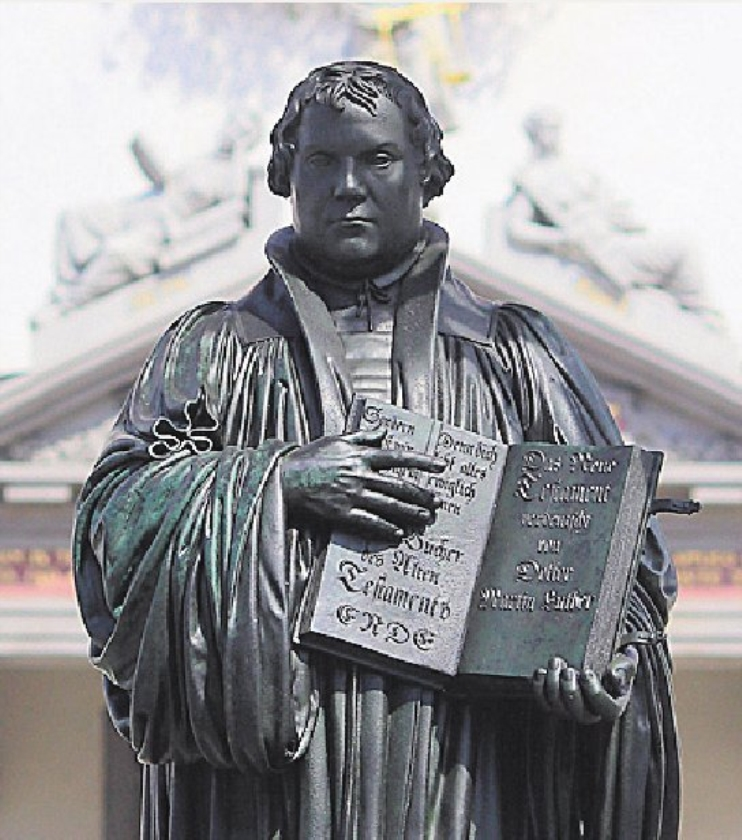 Notities Luther opgedoken