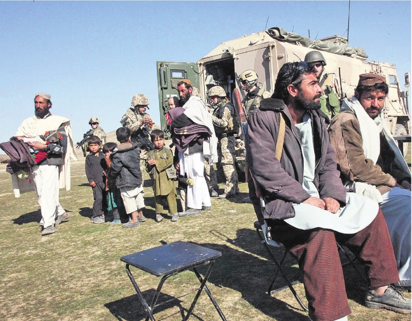 Praten met taliban enige weg naar oplossing in Afghanistan