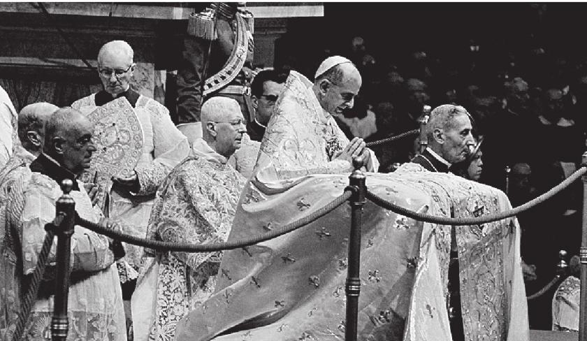 Kerkgeschiedenis: Beter begrip voor de catholica