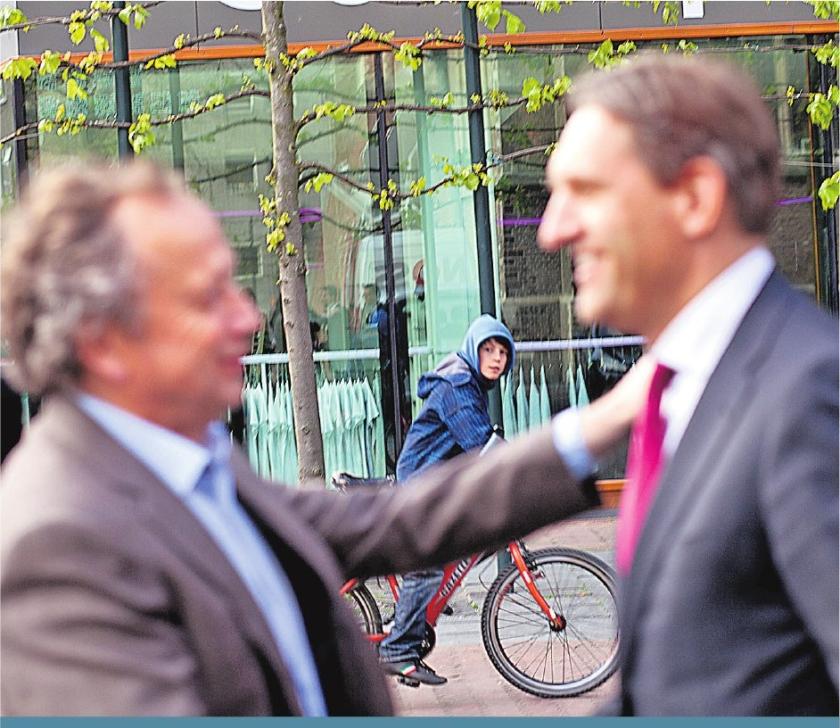 Verkiezing CDA-leider is wassen neus