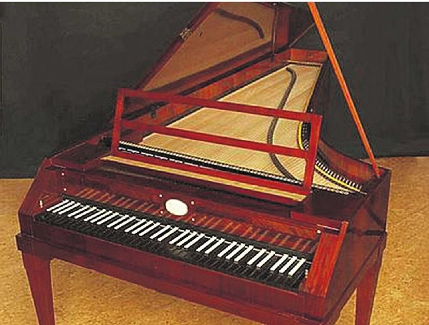 Spelen op Mozarts fortepiano