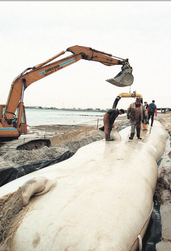 Nederlandse bedrijven profiteren van Sandy