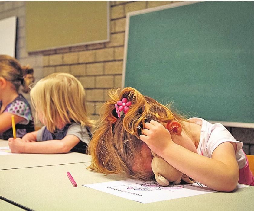 Vroeger werden kinderen toch ook zindelijk zonder traumas?