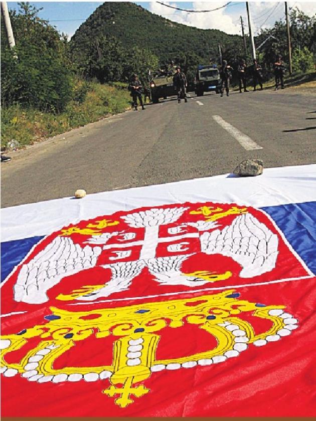 Servië paait Brussel met leven en laten leven