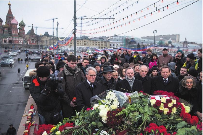 DIchter op het nieuws: Bóris Nemtsov
