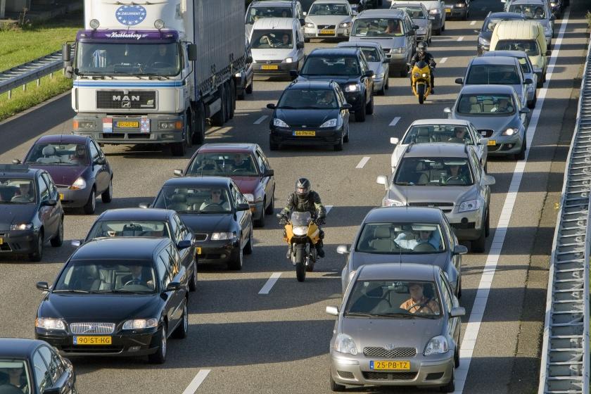 Vier miljard extra voor wegen