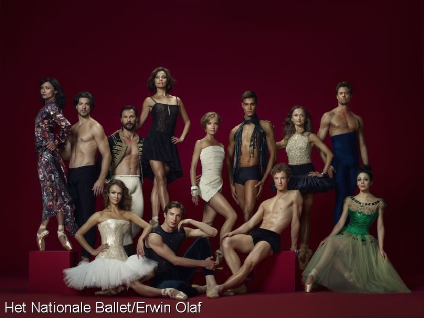 Realityserie over Het Nationale Ballet