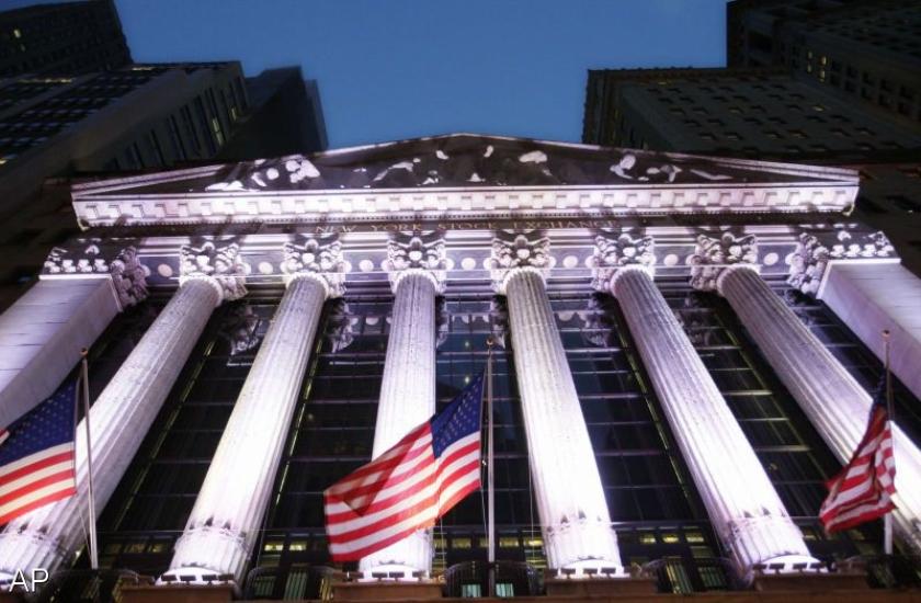 Recordslot Dow Jones na positieve macrocijfers