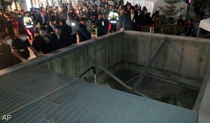 Doden na ongeluk bij concert Zuid-Korea