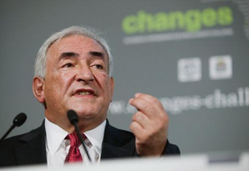 Schrijfster wil Strauss-Kahn ook aanklagen