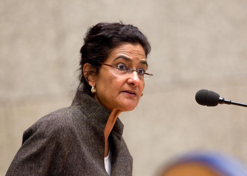 Ferrier: amnestiewet komt hard aan