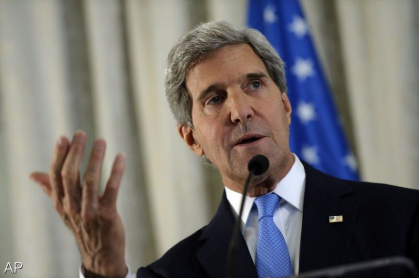 Kerry: videos tonen noodzaak ingrijpen Syrië