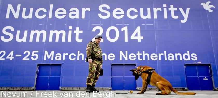 Nederland klaar voor nucleaire top