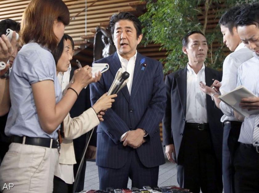 Japanse regering verlicht sancties Noord-Korea