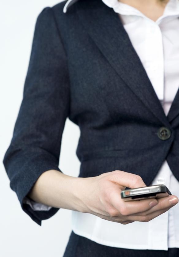 Irritant, zon smartphone