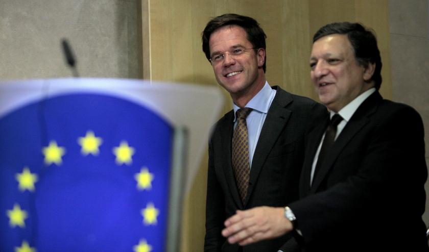 Rutte: EU-bijdrage Nederland moet omlaag