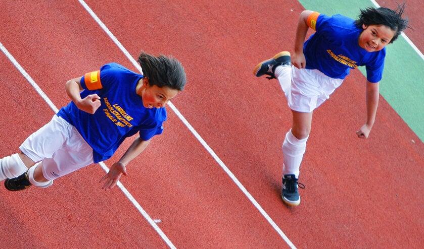 Kinderen krijgen blessures door te weinig beweging